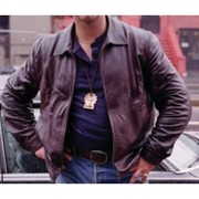 American Gangster Leather Jacket